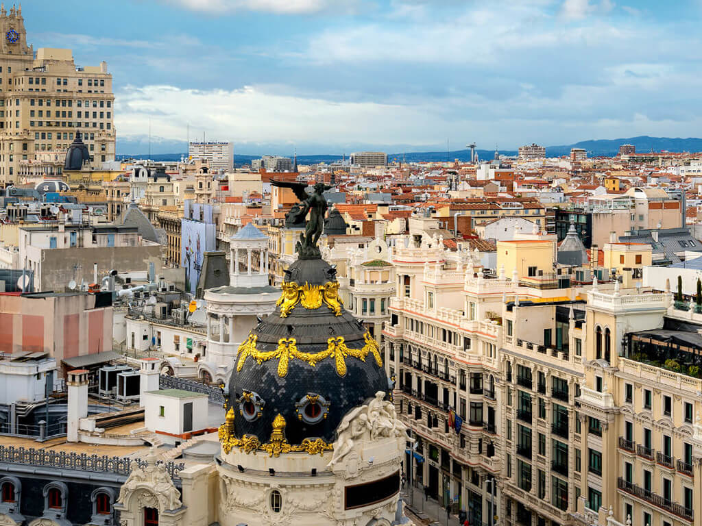Madrid-Panoramic-Aerial-View