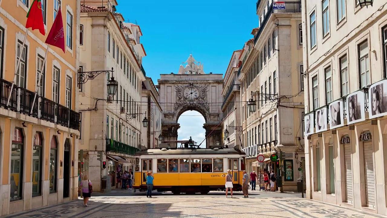 Bondinho Lisboa