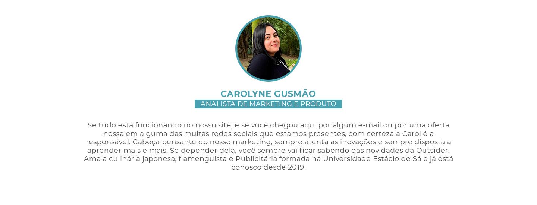 Carolyne Gusmão
